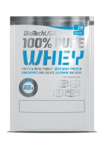 100% Pure Whey 28g Karamell-Cappuccino