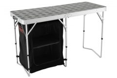 Táblázat Coleman 2in1 Camp Table & Storage 24719