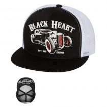 Baseball sapka BLACK HEART Rat Rod Trucker