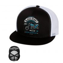 Baseball sapka BLACK HEART Style and Power Trucker