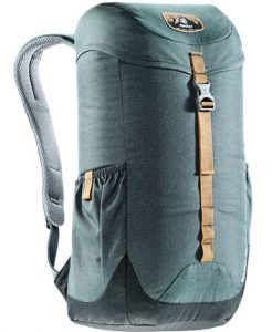 72b290be2ad6 Hátizsák Deuter Walker 16 antracit-fekete (3810517) - GymSport.hu
