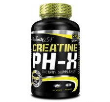 BioTech CREATINE PH-X 210 kapszula