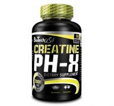 BioTech CREATINE PH-X 90 kapszula