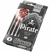 Darts nyíl Harrows Pirate Soft 18g K Red 3 db