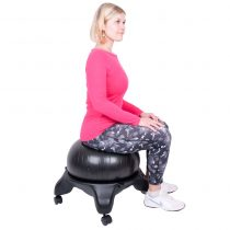 Fitness labda szék inSPORTline G-Chair Basic