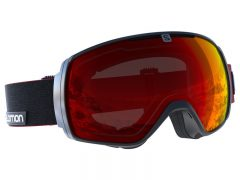 Ski szemüveg Salomon XT ONE Black-Red 390803