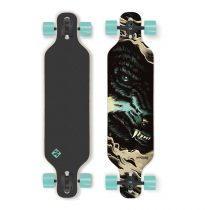 Longboard Street Surfing The Wolf 39""