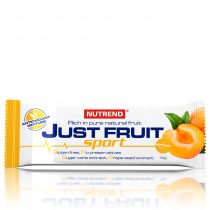 Nutrend szelet Just Fruit Sport 70 g
