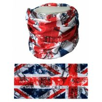 Nyakmelegítő MTHDR Scarf Union Jack London