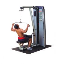 Pro-Dual Lat Pulldown Body-Solid DLAT-SF