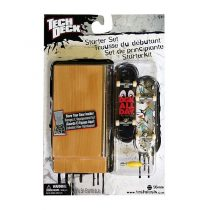 TECH DECK StarterKit szett box