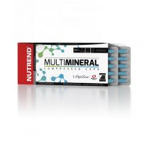 Vitamin Nutrend Multimineral Compressed Caps 60 kapszula